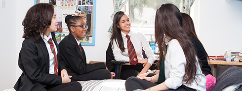 Boarding School Girls Dorm Room UK Waford London